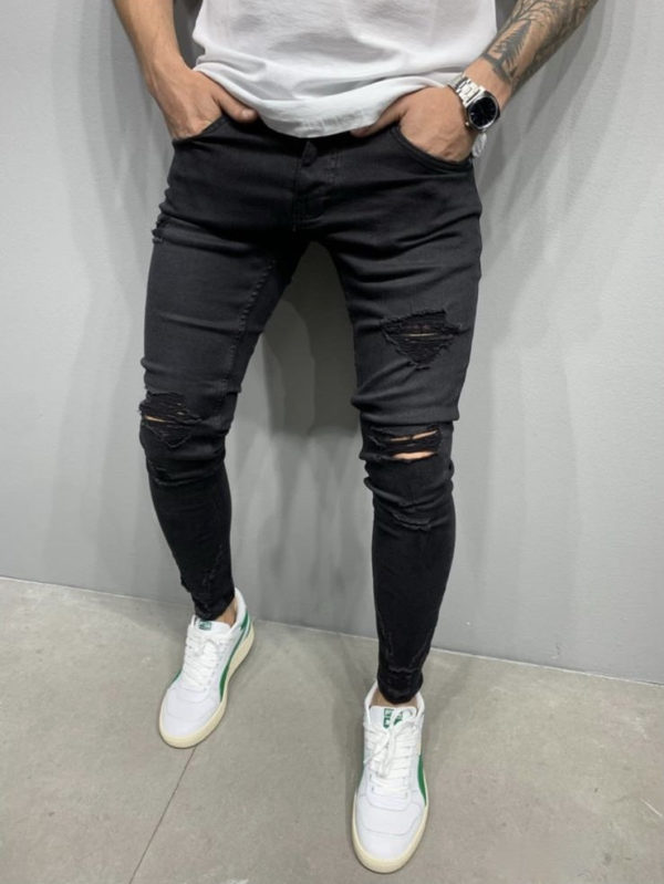 Jean skinny noir 10J/B5423