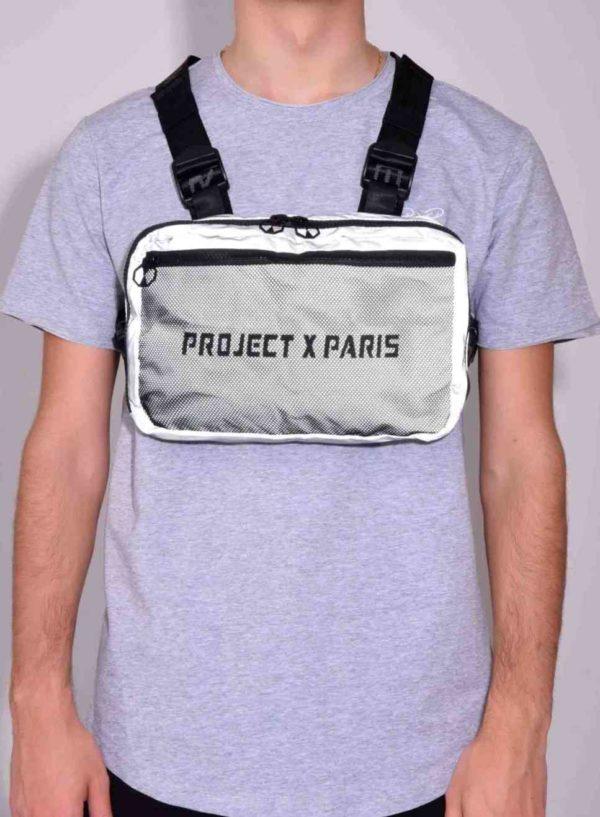 SACCOCHE PROJECT X PARIS REFLECTIF - MODE URBAINE
