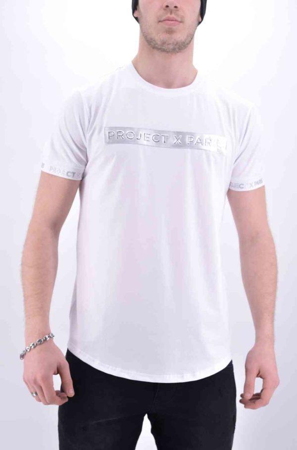 T-Shirt Project x paris blanc homme