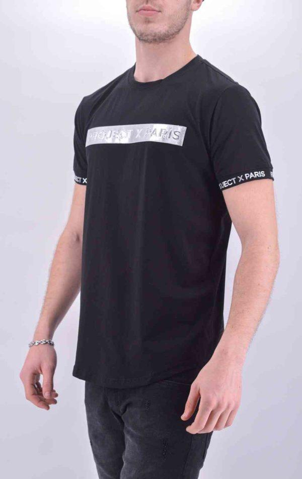 T-Shirt Projectxparis noir homme