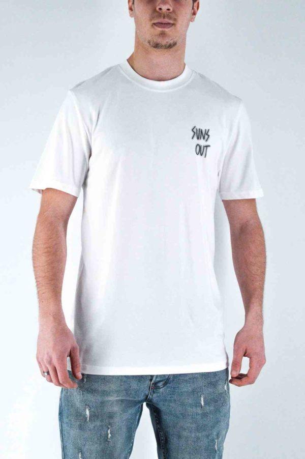 Onskian Blanc tee shirt only&sons