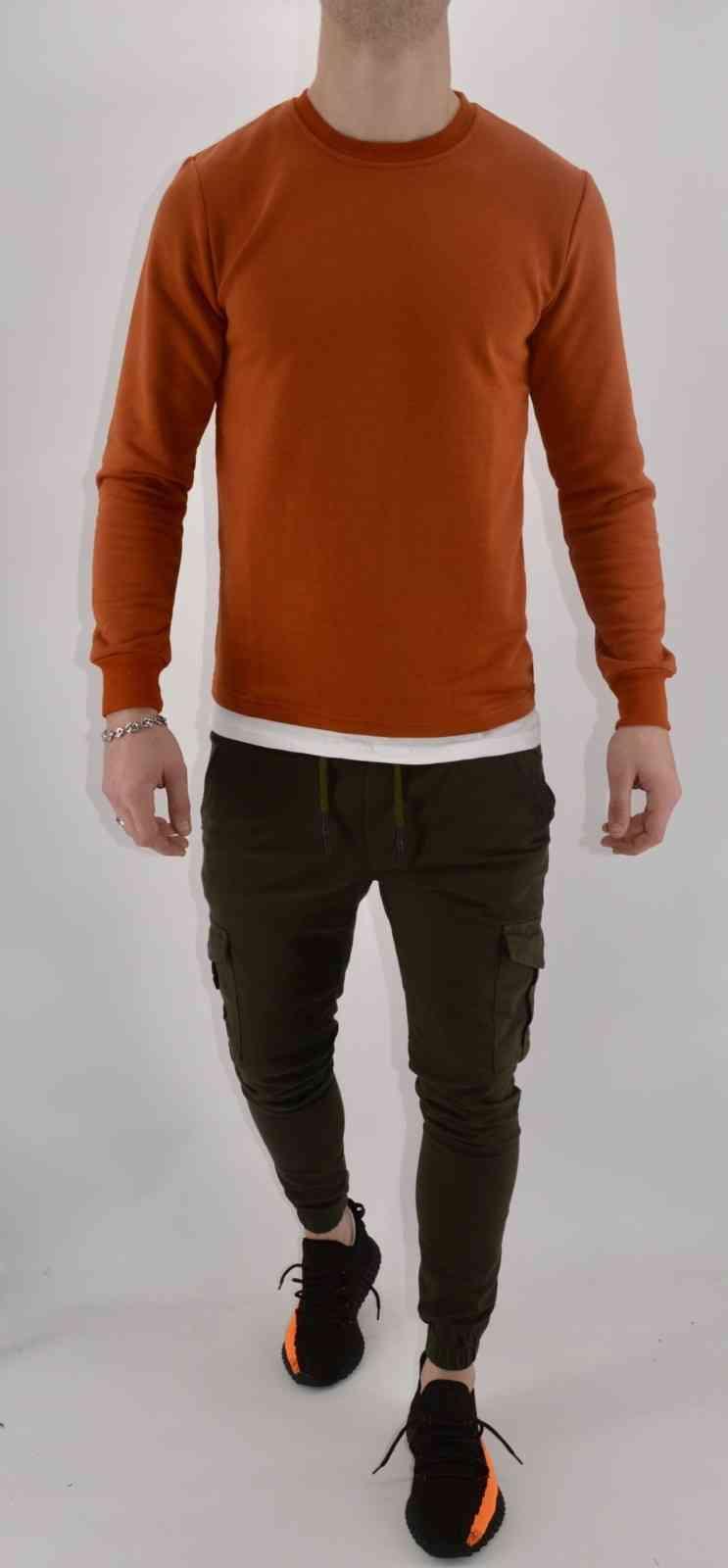 tenue pour homme, pull mode urbaine