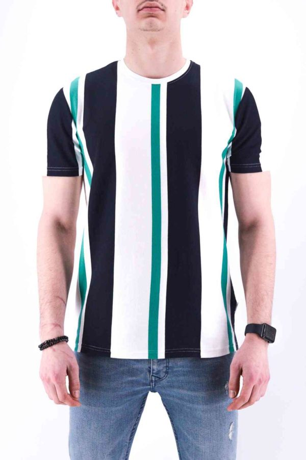 tee shirt rayure homme - Only & Sons