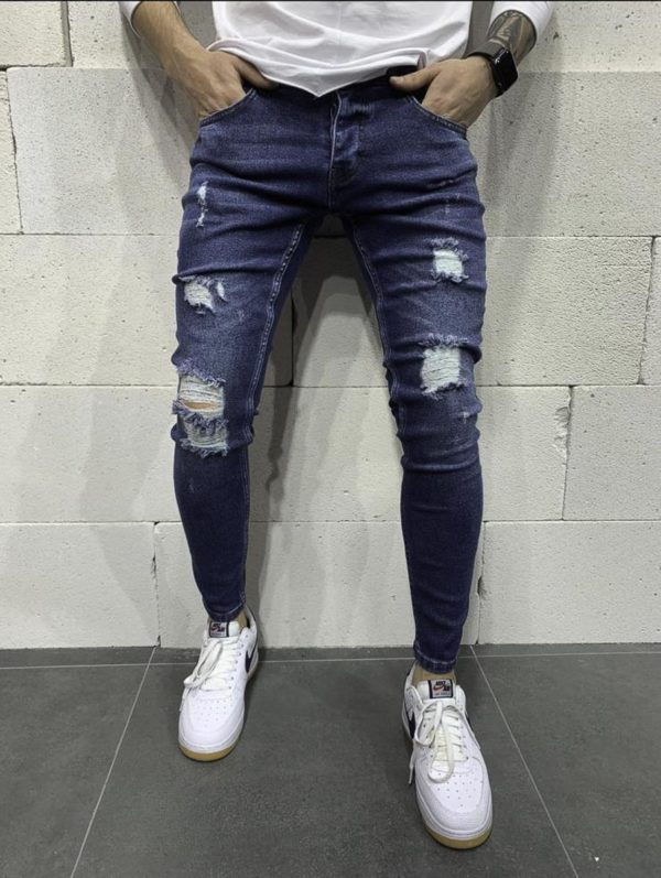 Jean skinny pour homme - Mode Urbaine