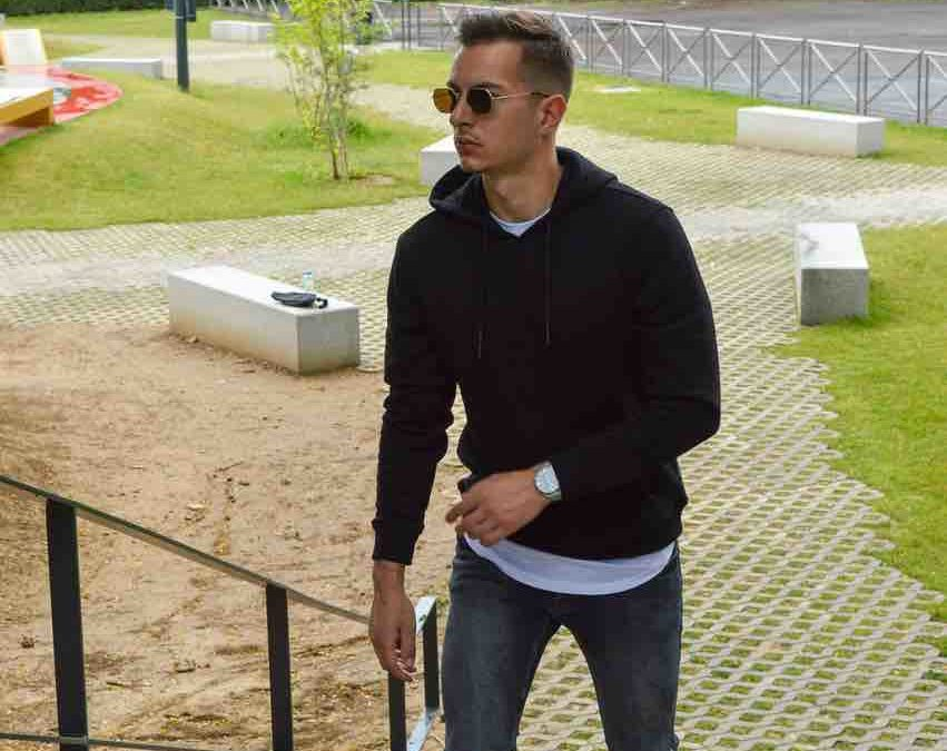 La mode: Jean skinny destroy et tshirt oversize