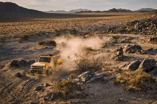 meilleures voitures ford bronco 2021