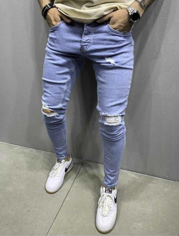 jean slim homme - jean slim pour homme