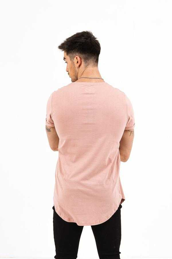 Sixth June - T shirt Sixth June rose - Mode urbaine