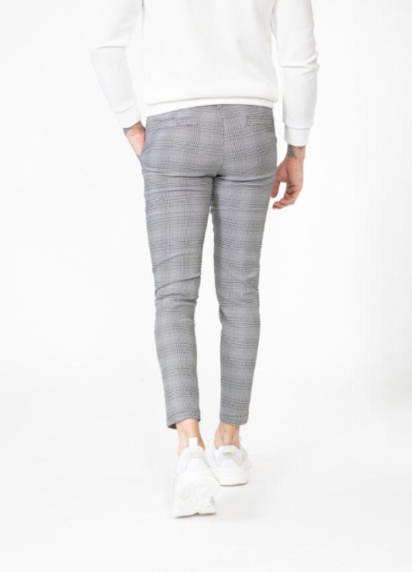 Pantalon à carreaux - Mode urbaine