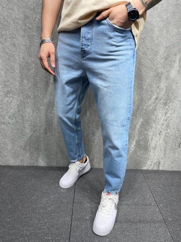 jean large homme - mode urbaine b6276