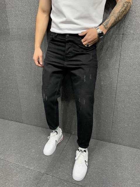 jeans homme - jean large homme 5680. - 480x640