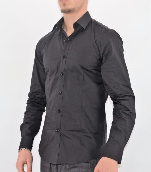 Chemise homme - Chemise noire - Mode Urbaine