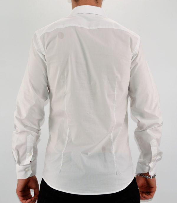 Chemise homme - Chemise blanche - Mode Urbaine