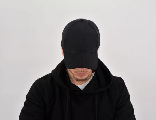 Snapback casquette noire - Mode urbaine