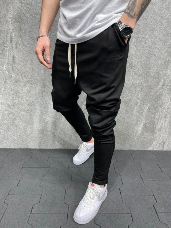 Pantalon noir | Pantalon nouvelle collection | Mode urbaine