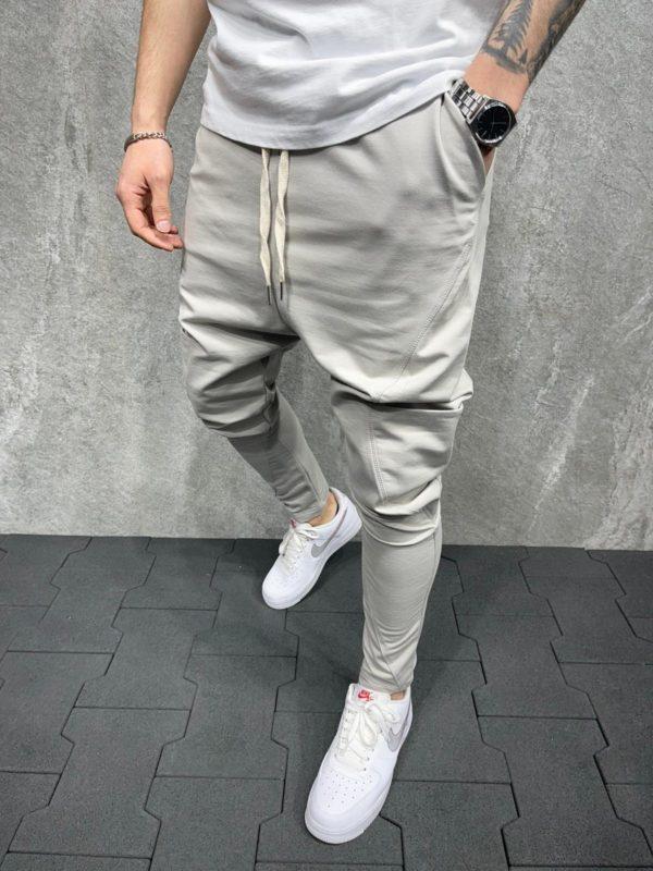 Pantalon gris 15NP2009G