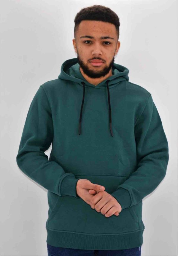 Only and sons - Sweat à capuche vert - Mode urbaine
