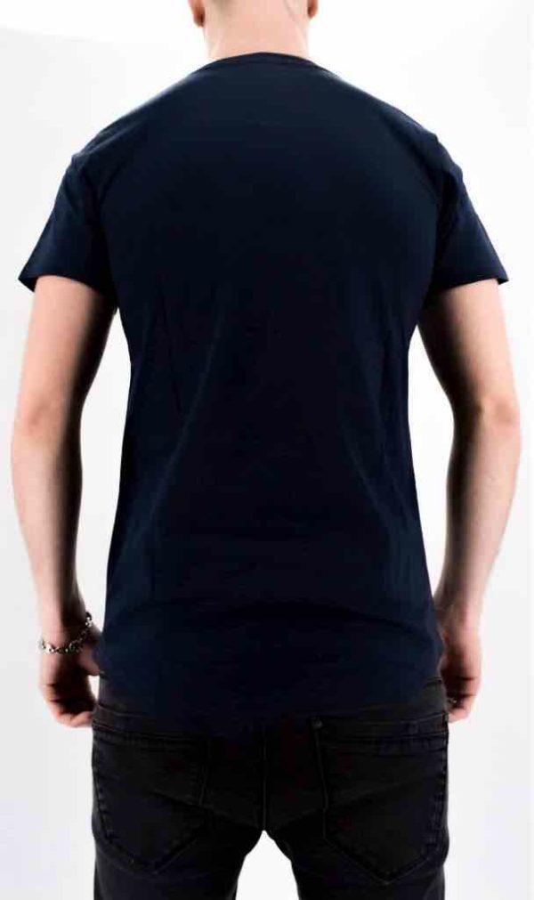 T shirt noir oversize homme - Mode urbaine