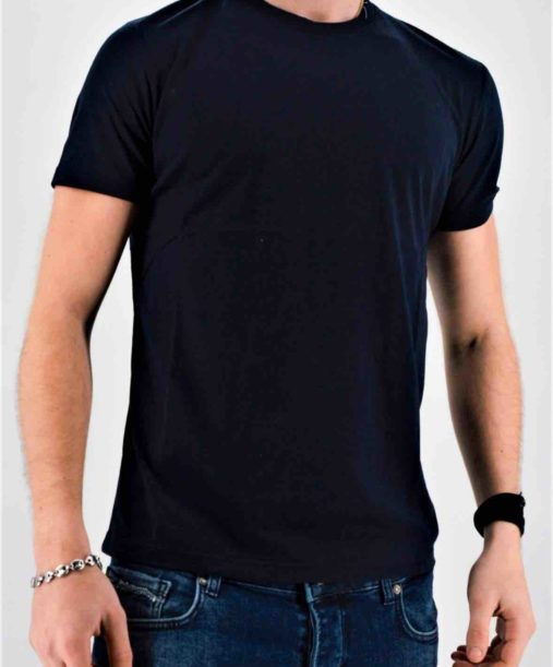 T-shirt noir basic masculin - Mode Urbaine