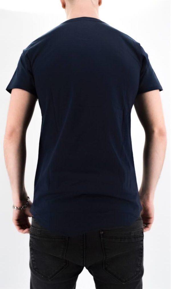 T shirt strass tête de mort - Mode urbaine